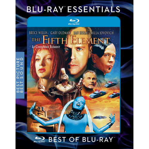 Fifth Element (1997) (Blu-ray)