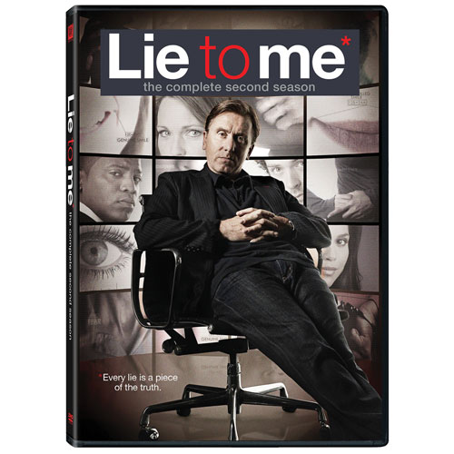 Lie to Me: The Complete Second Season (Widescreen) (2010)