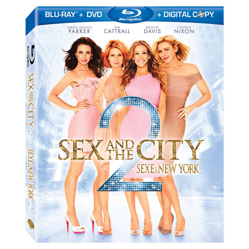 Sex and The City 2 (Bonus Disc) (Only at Best Buy) (Blu-ray) (2010)