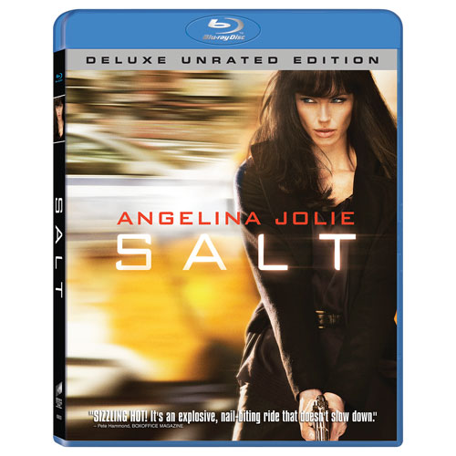 Salt (version non classifiée) (Blu-ray) (2010)