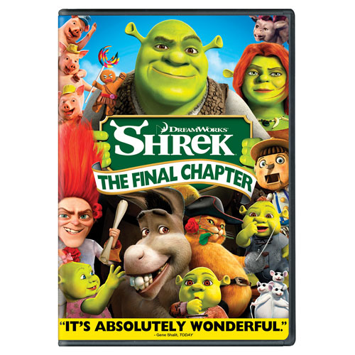 Shrek Forever After (panoramique) (2010)