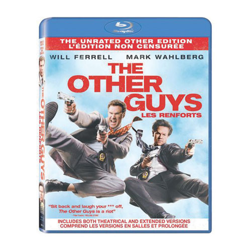 Other Guys (Blu-ray) (2010)