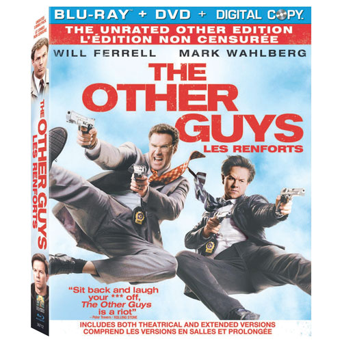 Other Guys (combo Blu-ray) (2010)