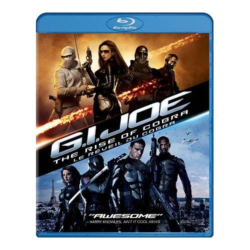 G.I. Joe: The Rise of Cobra (Blu-ray) (2009)