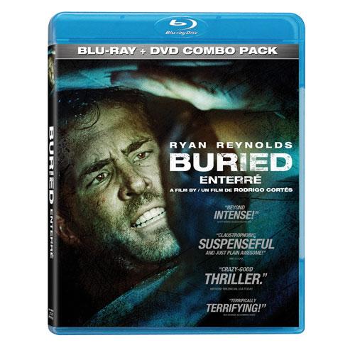 Buried (Blu-ray Combo) (2010)