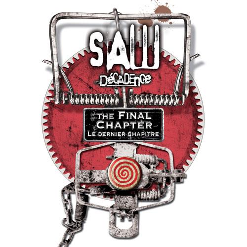 Saw: The Final Chapter (écran large) (2010)
