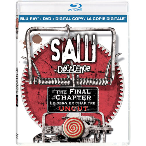 Saw: The Final Chapter (combo Blu-ray) (2010)