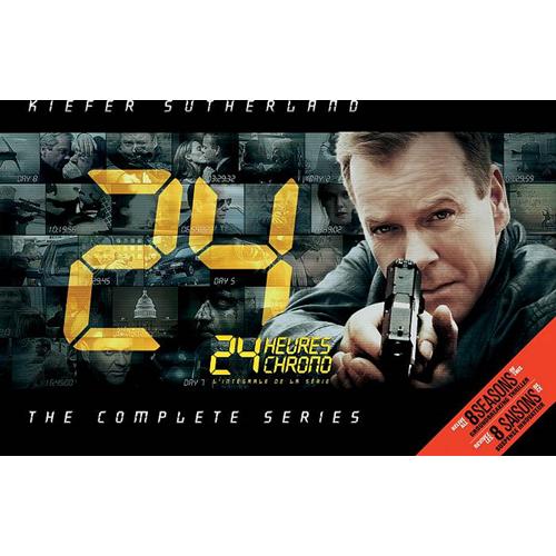 24 - L'intégrale de la série (Panoramique) (2010)