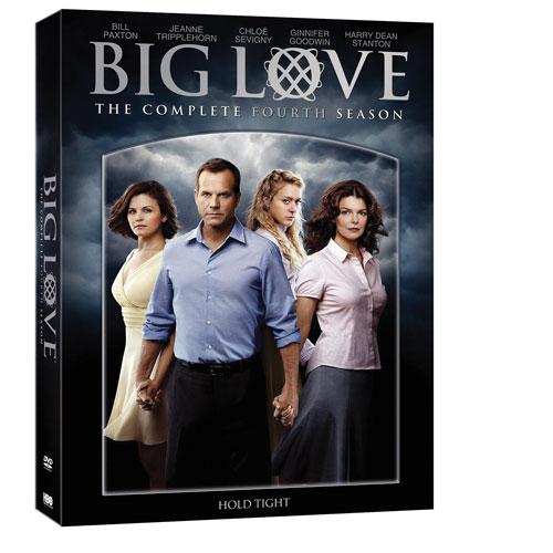Big Love: The Complete Fourth Season (Widescreen) (2011)