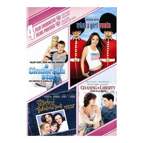 Girls' Night Collection: 4 Film Favorites (2011)