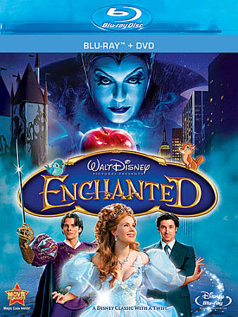 Enchanted (Combo de Blu-ray) (2007)