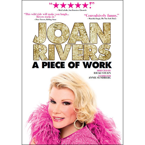 Joan Rivers: A Piece Of Work (2010)