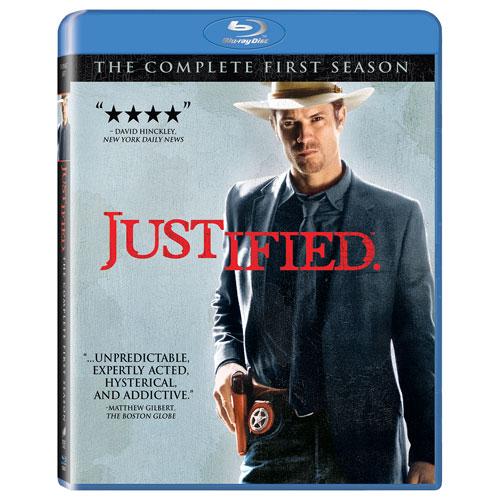 Justified - L'intégrale de la première saison (2011) (Blu-ray)