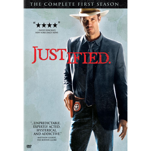 Justified: The Complete First Season (Widescreen) (2011)
