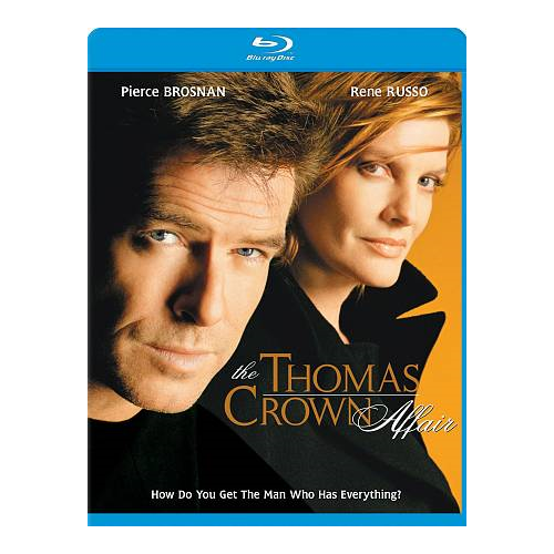 The Thomas Crown Affair (Blu-ray) (1999)