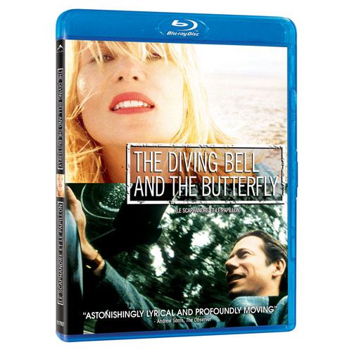 Diving Bell and the Butterfly (Blu-ray) (2007)