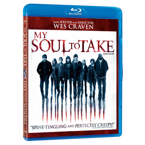My Soul To Take (Blu-ray)