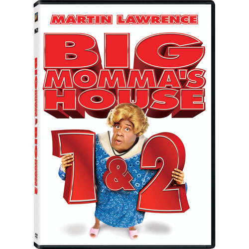 Big Momma's House/Big Momma's House 2 (Widescreen) (2011)