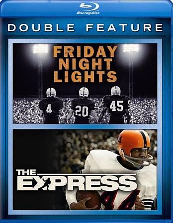 Friday Night Lights/ The Express (Blu-ray) (2011)