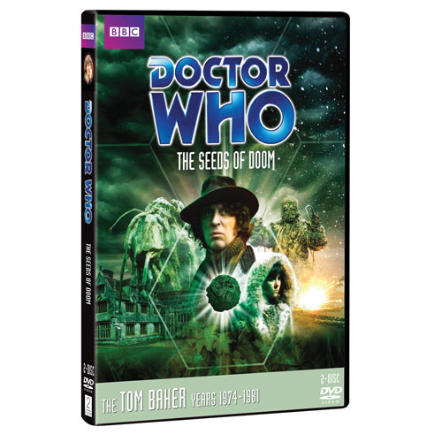 Doctor Who - Seeds of Doom (Full Screen) (1976)