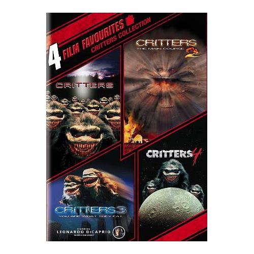 4 Film Favorites: Critters 1-4 (2011)