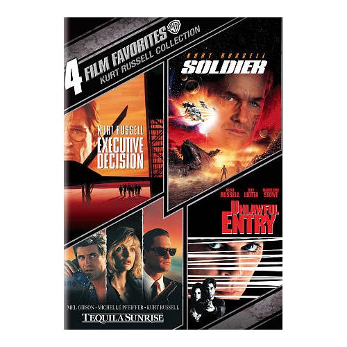 Kurt Russell Collection: 4 Film Favorites (2011)