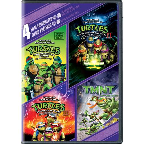 4 Film Favourites: Teenage Mutant Ninja Turtles (2011)