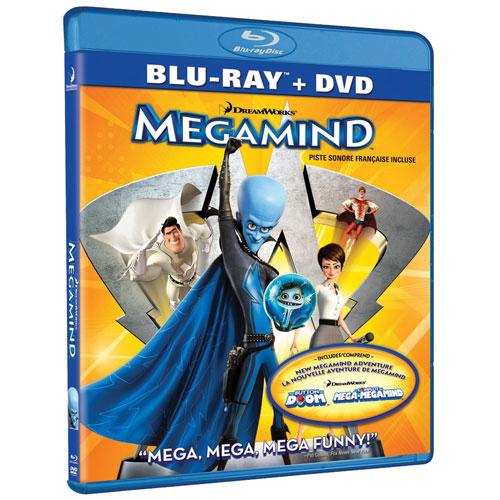 Megamind (Blu-ray Combo) (2010)