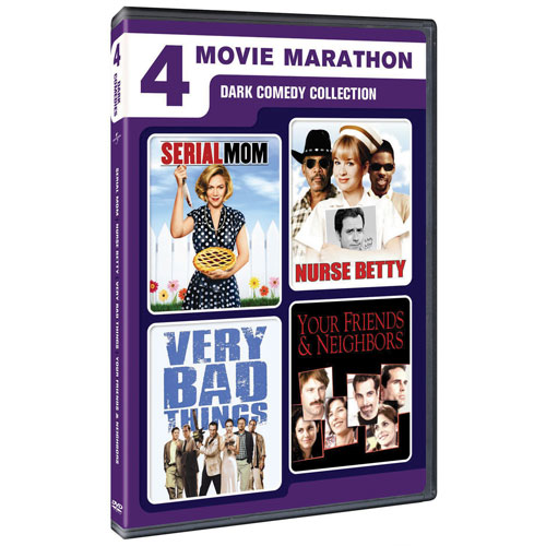Dark Comedy Collection: 4 Movie Marathon (2011)