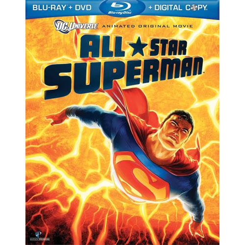 DCU All-Star Superman (Seulement à Best Buy) (Combo Blu-ray)