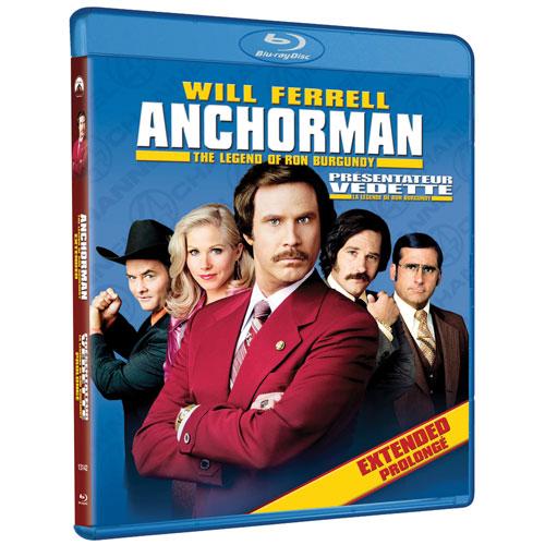 Anchorman: The Legend of Ron Burgundy (Blu-ray) (2004)