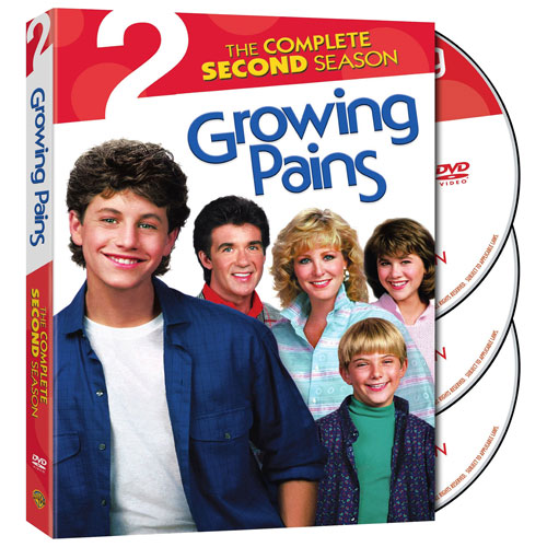 Growing Pains: The Complete Second Season (2011)