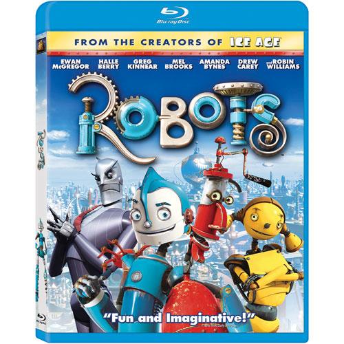 Robots (Blu-ray) (2005)