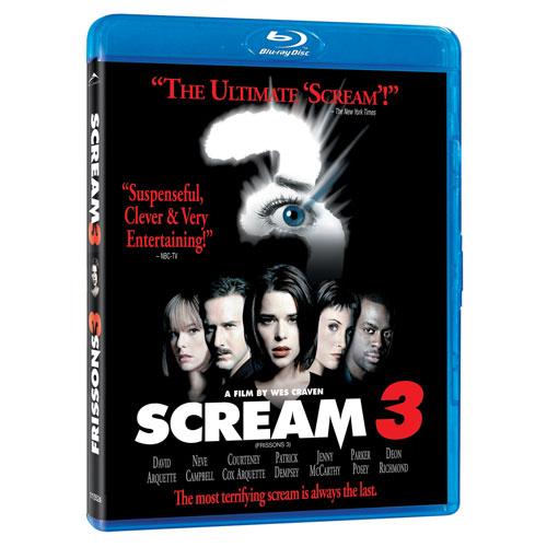 Scream 3 (Blu-ray) (2000)