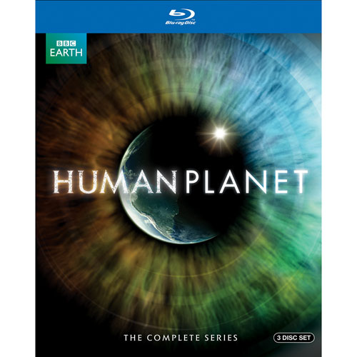 Human Planet: The Complete Series (Blu-ray) (2011)