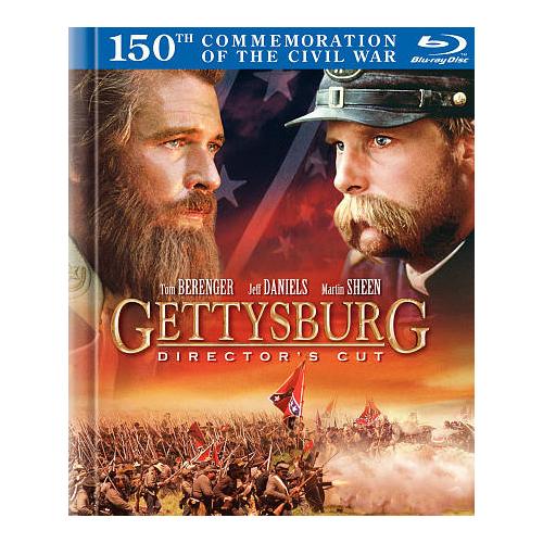Gettysburg (1993) (Blu-ray)