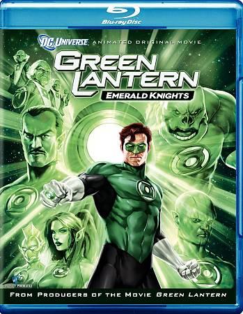 Green Lantern: Emerald Knights (DC Universe) (Blu-ray) (2011)