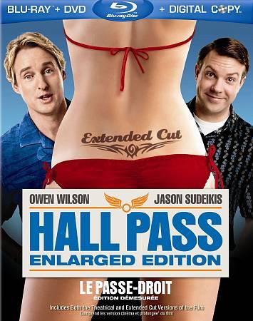 Hall Pass (bilingue) (Blu-ray) (2011)