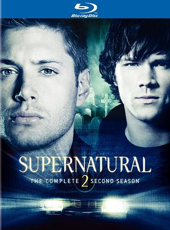 Supernatural: The Complete Second Season (Blu-ray) (2006)