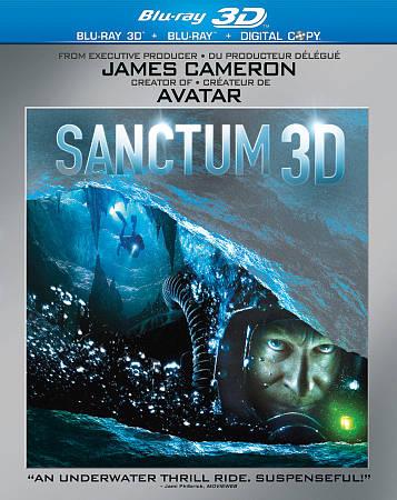 Sanctum (3D Blu-ray Combo) (2011)