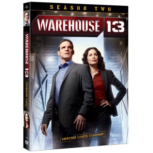 Warehouse 13: Deuxième saison (2011)