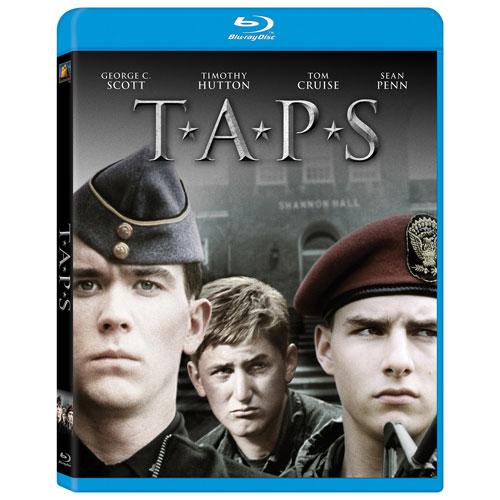 Taps (Blu-ray) (1981)
