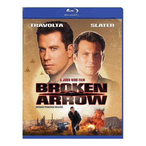 Broken Arrow (Blu-ray) (1996)