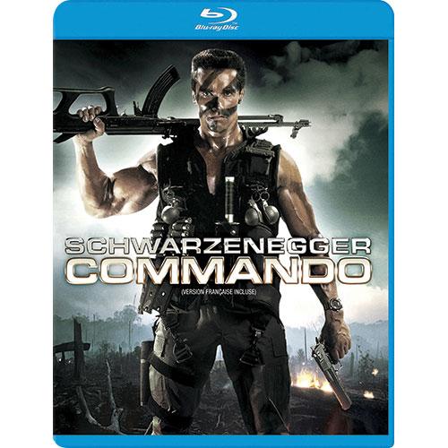 Commando (Bilingual) (Blu-ray)