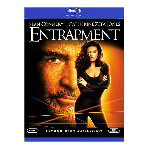 Entrapment (Bilingual) (Blu-ray)