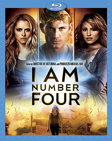 I Am Number Four (Blu-ray) (2011)