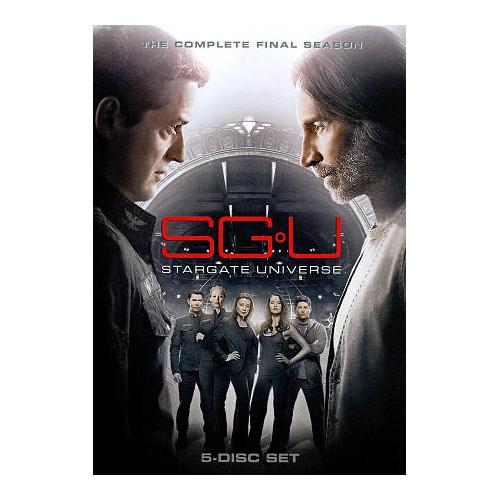 Stargate Universe: La dernière saison intégrale (2011)