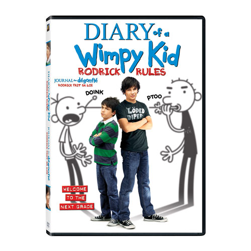 Diary of a Wimpy Kid: Rodrick Rules (Widescreen) (Bilingual) (2011)
