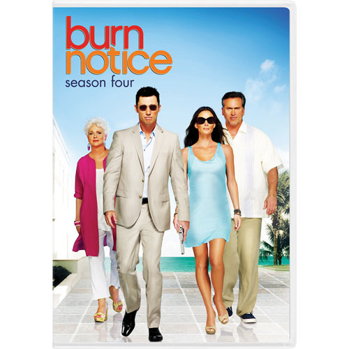 Burn Notice: Saison 4 (panoramique) (2011)