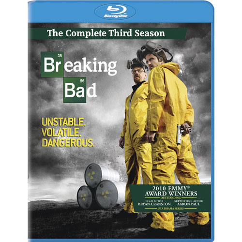 Breaking Bad: The Complete Third Season (Blu-ray) (2011)